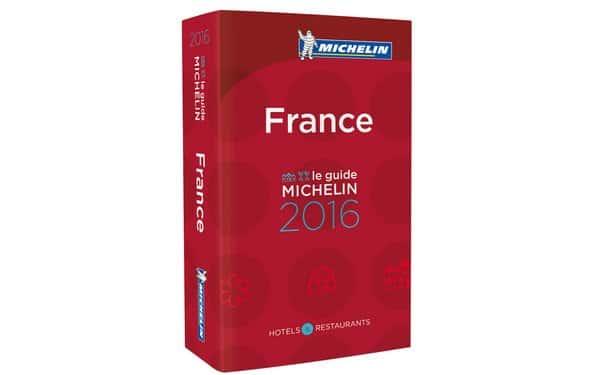 Les résultats du Guide Michelin 2016