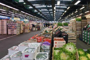 secteur fruits et légumes