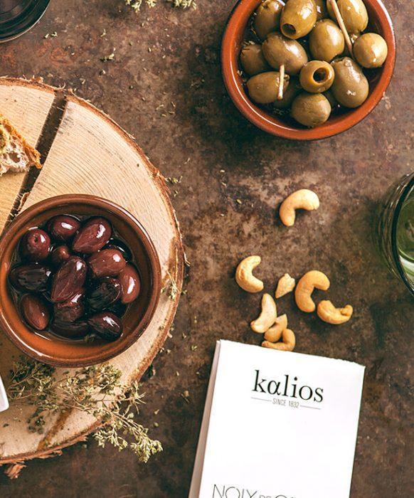 Kalios l'huile