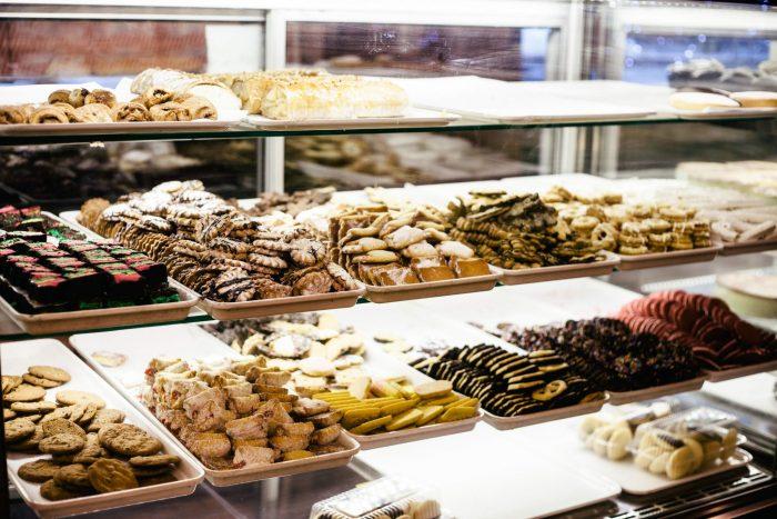 vitrine gâteaux