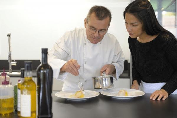 école de cuisine