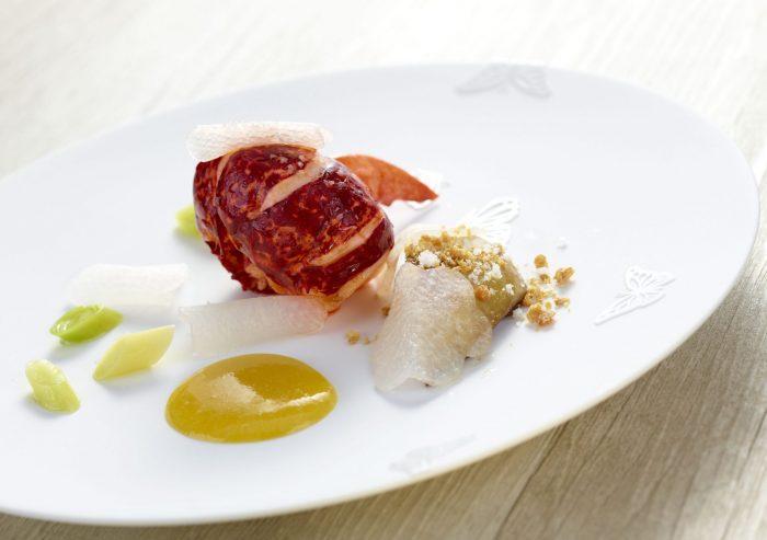 Cuisinier la mer de Gaël Orieux