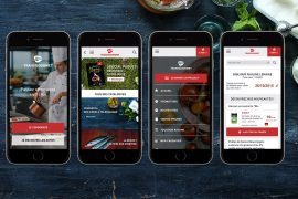 L'application Transgourmet