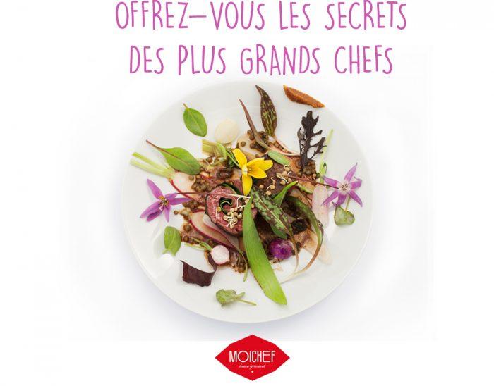 Moi Chef Box de Chef