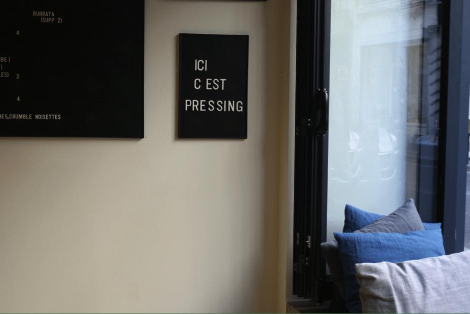 pressing 75010