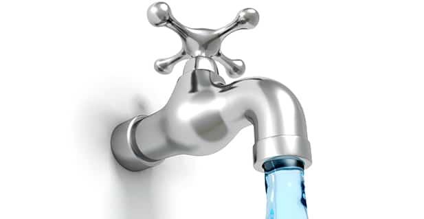 le marché de l'eau en France