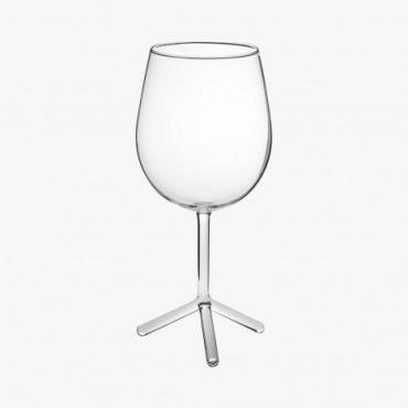 Set de 2 verres à vin, Tripod Th. Manufacture