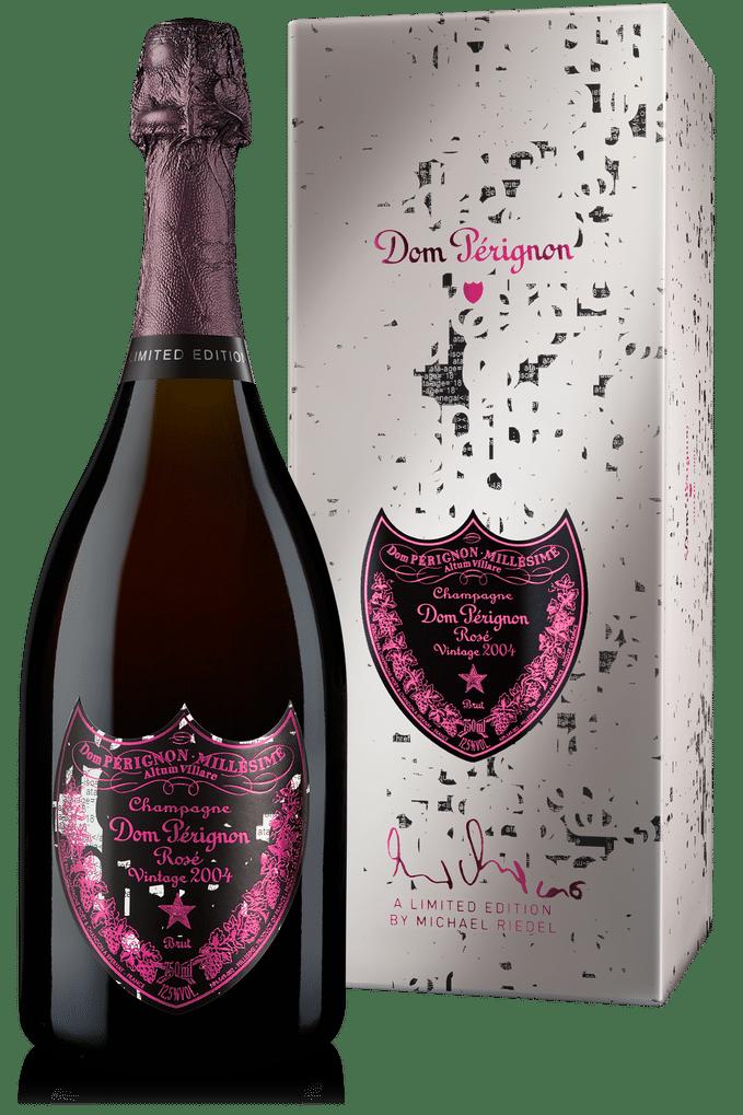 Vintage Rosé 2004 Dom Pérignon