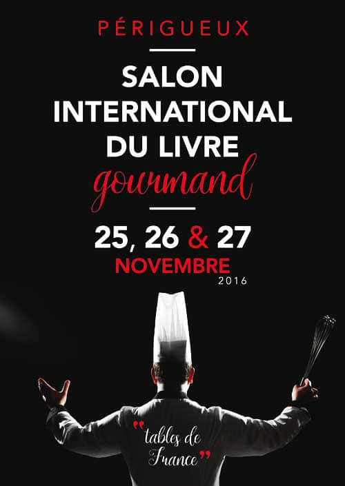 Salon International du livre gourmand