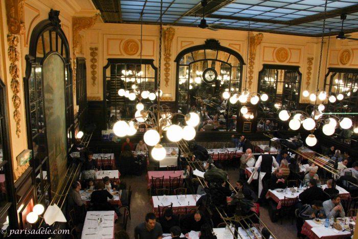 Chez Camille Restaurant Paris