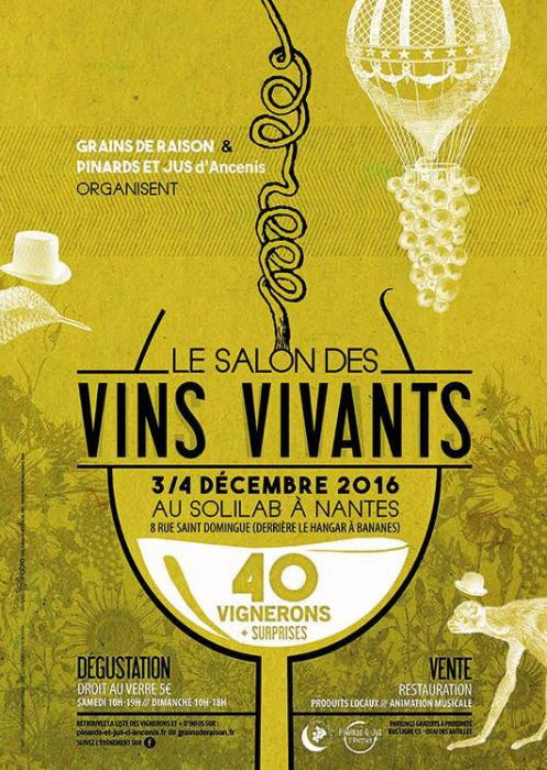 Salon des Vins Vivants