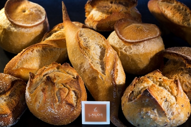 les pains de Frédéric Lalos