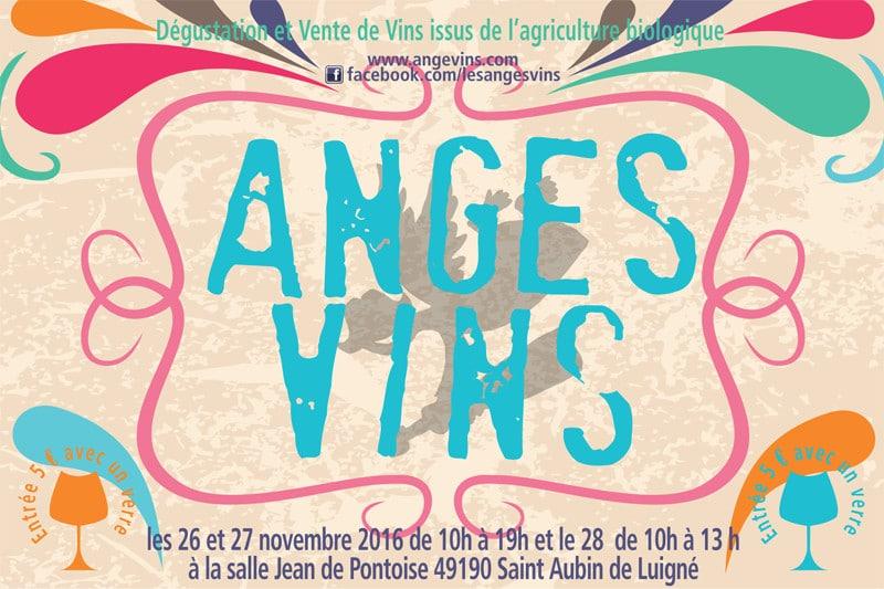 Salon des Anges Vins