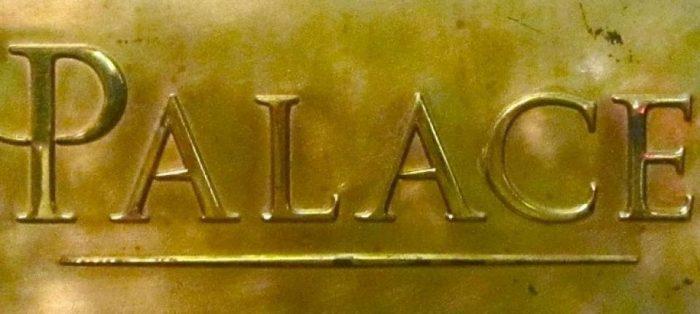 Le label Palace