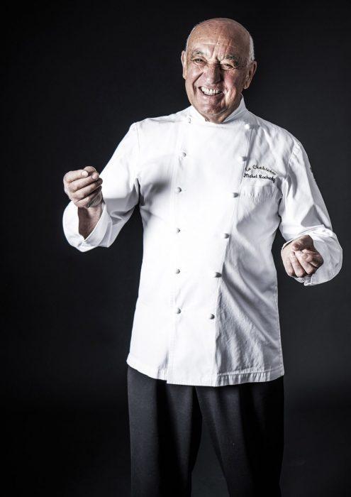 Michel Rochedy fête ses 80 ans