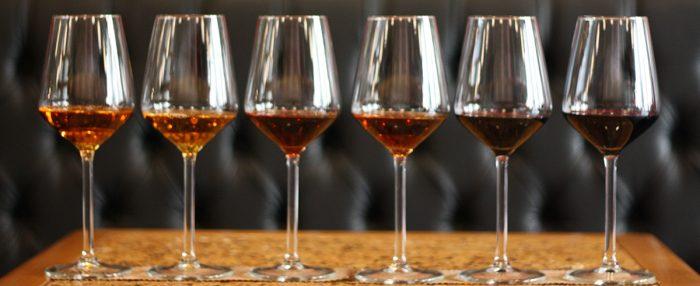 Les vins de Porto