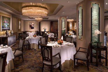 Le menu Hennessy du Shangri-La Paris
