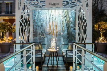 Le Jardin d'Hiver Belvedere
