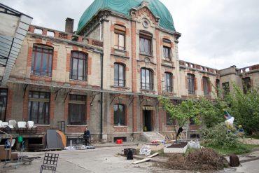 Le Château de Nanterre