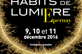 Habits de lumière Epernay