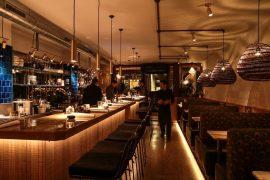 Le bar des prés Cyril Lignac