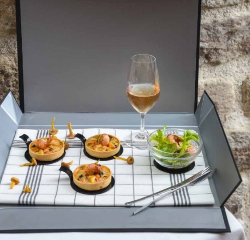 Le Bocuse d'Or façon Snacking