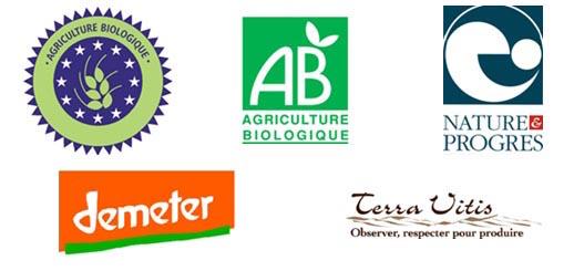 Bios, biodynamiques, naturels,