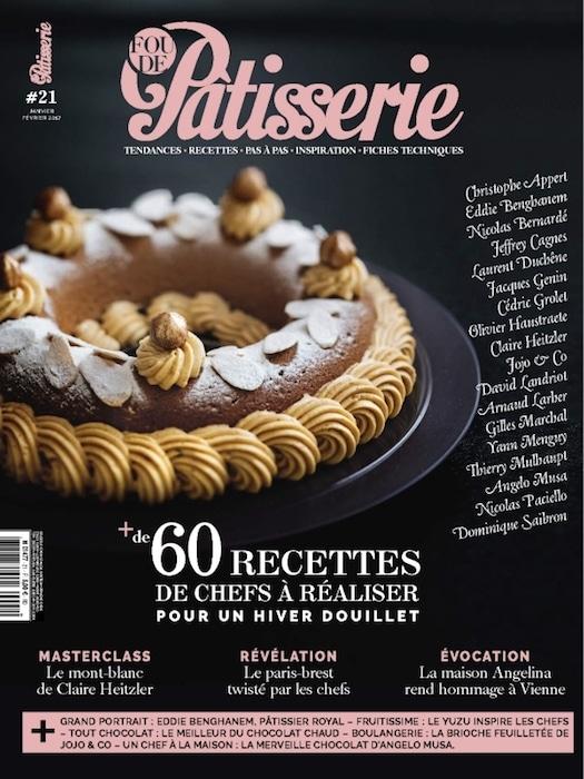 Les 5 meilleures revues culinaires
