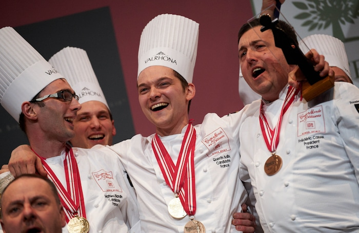 La Coupe du Monde de la Pâtisserie