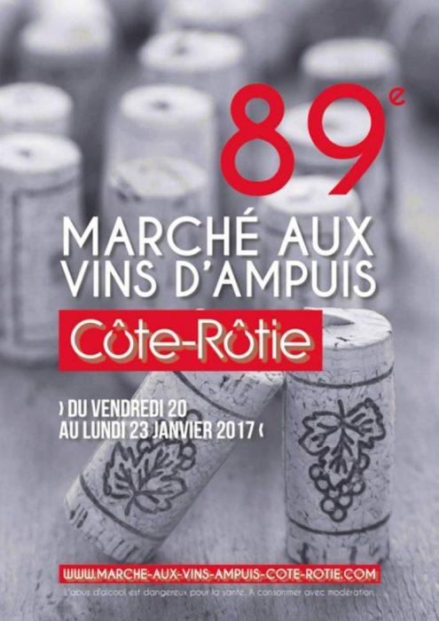 Le Marché aux Vins d'Ampuis