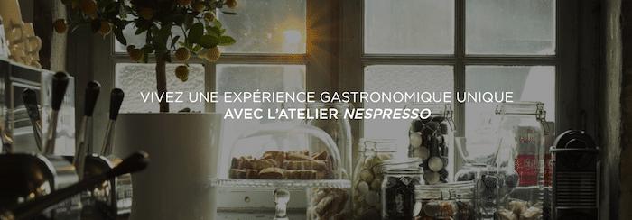 L'Atelier Nespresso