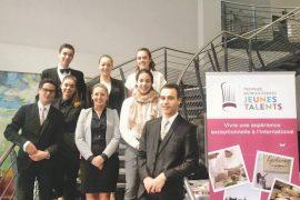 La finale du Trophée Jeunes Talents Boiron Frères