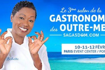 Salon de la gastronomie des outre-mers 2017