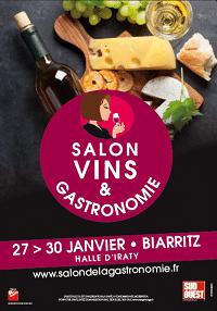Salon des vins et de la gastronomie de biarritz du 27 au for Salon de la gastronomie brest 2017