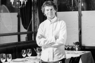 25 ans de Grand Véfour pour Guy Martin