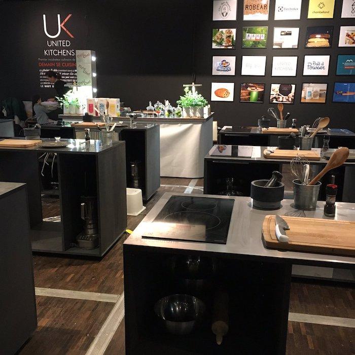 Les cuisines partagées de United Kitchens