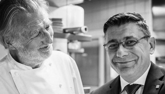 Pierre Gagnaire 50 ans de cuisine