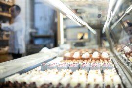 La Pâtisserie Cyril Lignac Marché Poncelet