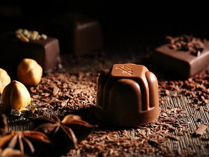 chocolats Puyricard