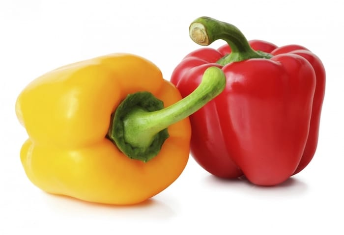 La classification des piments