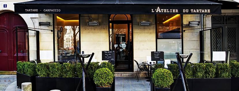 L'Atelier du Tartare – Paris 1er