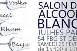 Salon des alcools blancs 2017