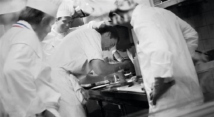 L'école de cuisine du Ritz