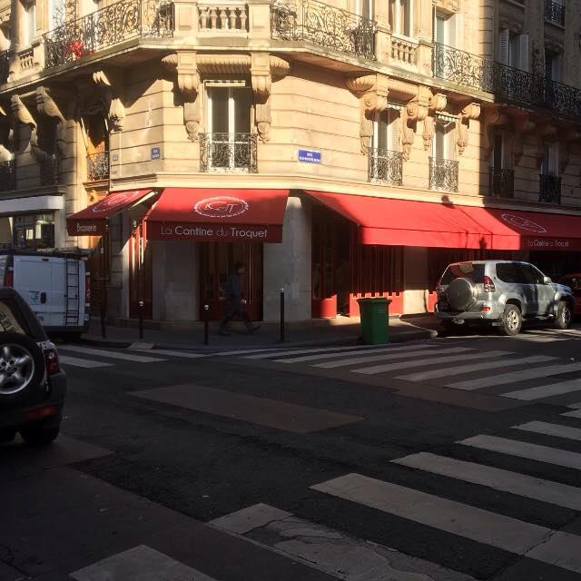 La cantine du troquet p reire paris kiss my chef - La cantine du troquet paris ...