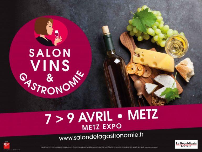 Salon des vins et de la gastronomie de Metz
