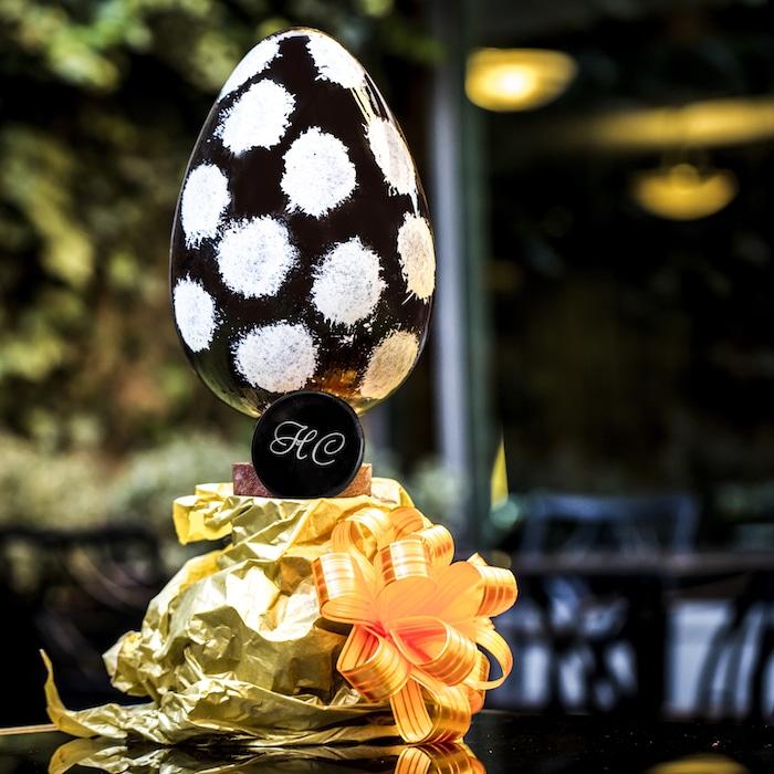 Monsieur et Madame Chocolat à l'Hôtel du Collectionneur