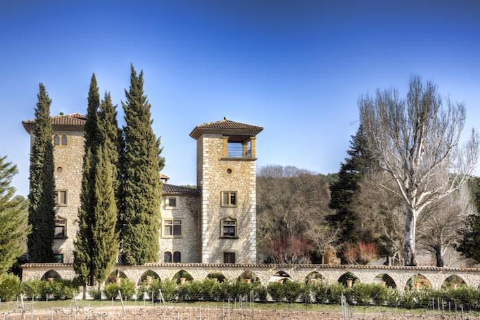 Initiale Rosé 2016 du Château de Berne