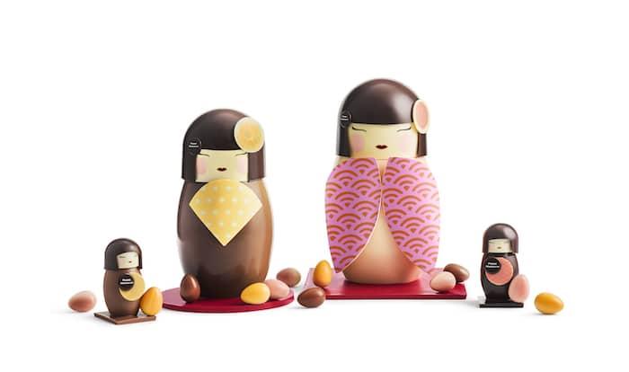 poupées japonaises Pierre Marcoloni