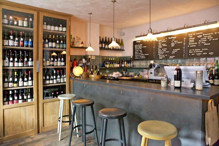 10 tr s bonnes caves manger parisiennes qui valent le d tour for Quoi manger entre amis