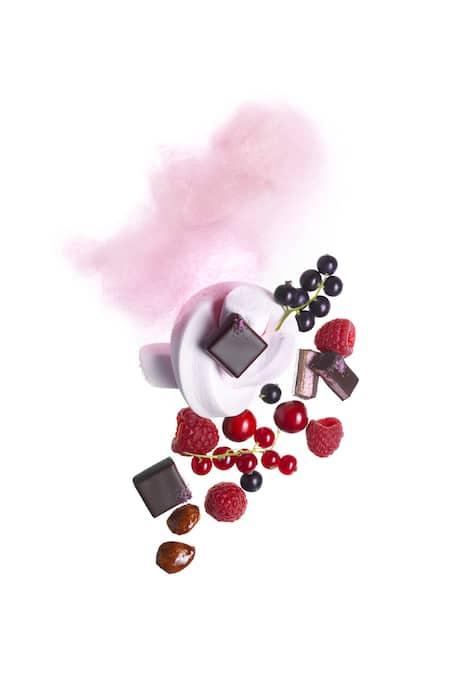 chocolat céleste chocolat et fruits rouges